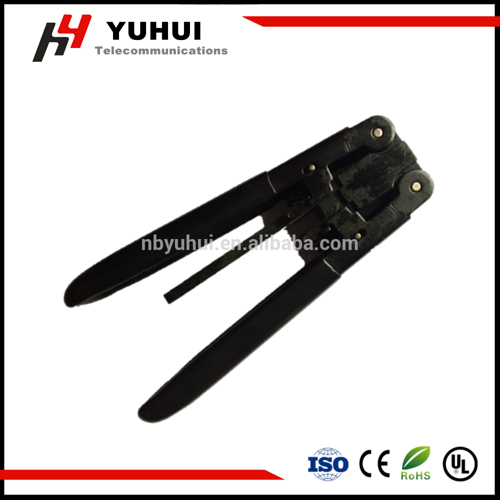 Fiber Optic Stripping Tool