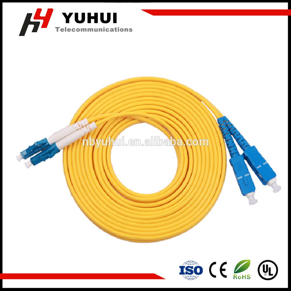 2 çekirdek LC Kablo