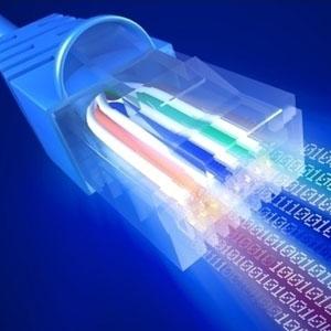 The bir şeyler hakkında the kablo Kutu içinde the ağ